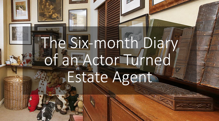 The Six-month Diary of an Actor Turned Estate Agent