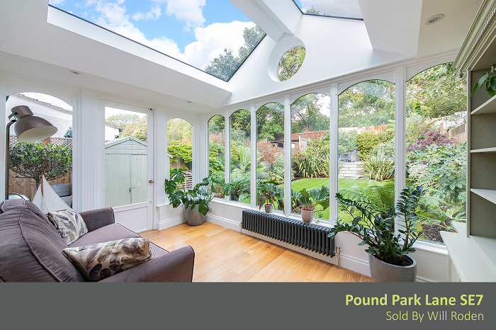 Pound Park - Will property sold