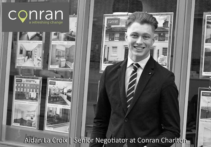 Aidan La Croix - Conran Charlton Senior Negotiator