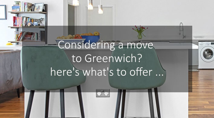 Considering a move to Greenwich? Here's what's to offer..